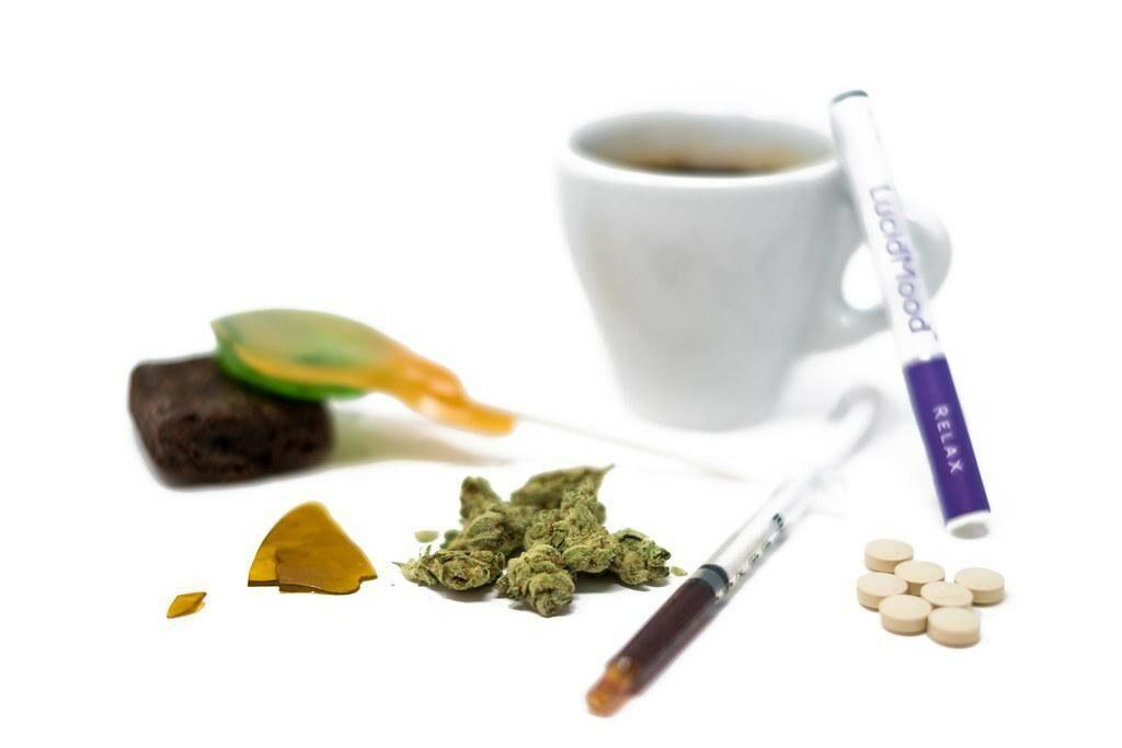 Cannabis Abnehmen