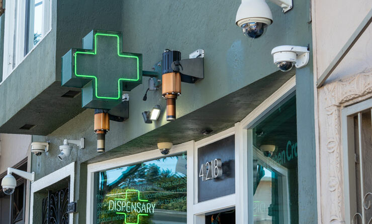 cannabis dispensary in San Franciso