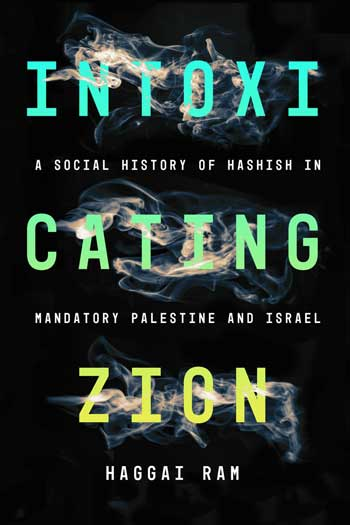 Intoxicating Zion book cover